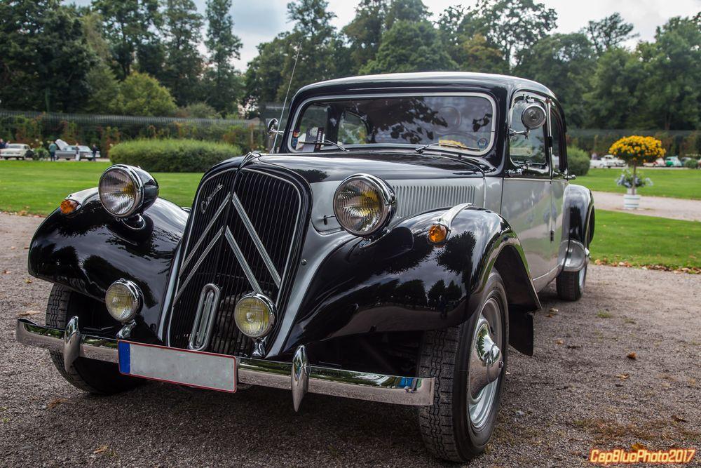Citroën Traction Avant 11CV BN von 1954