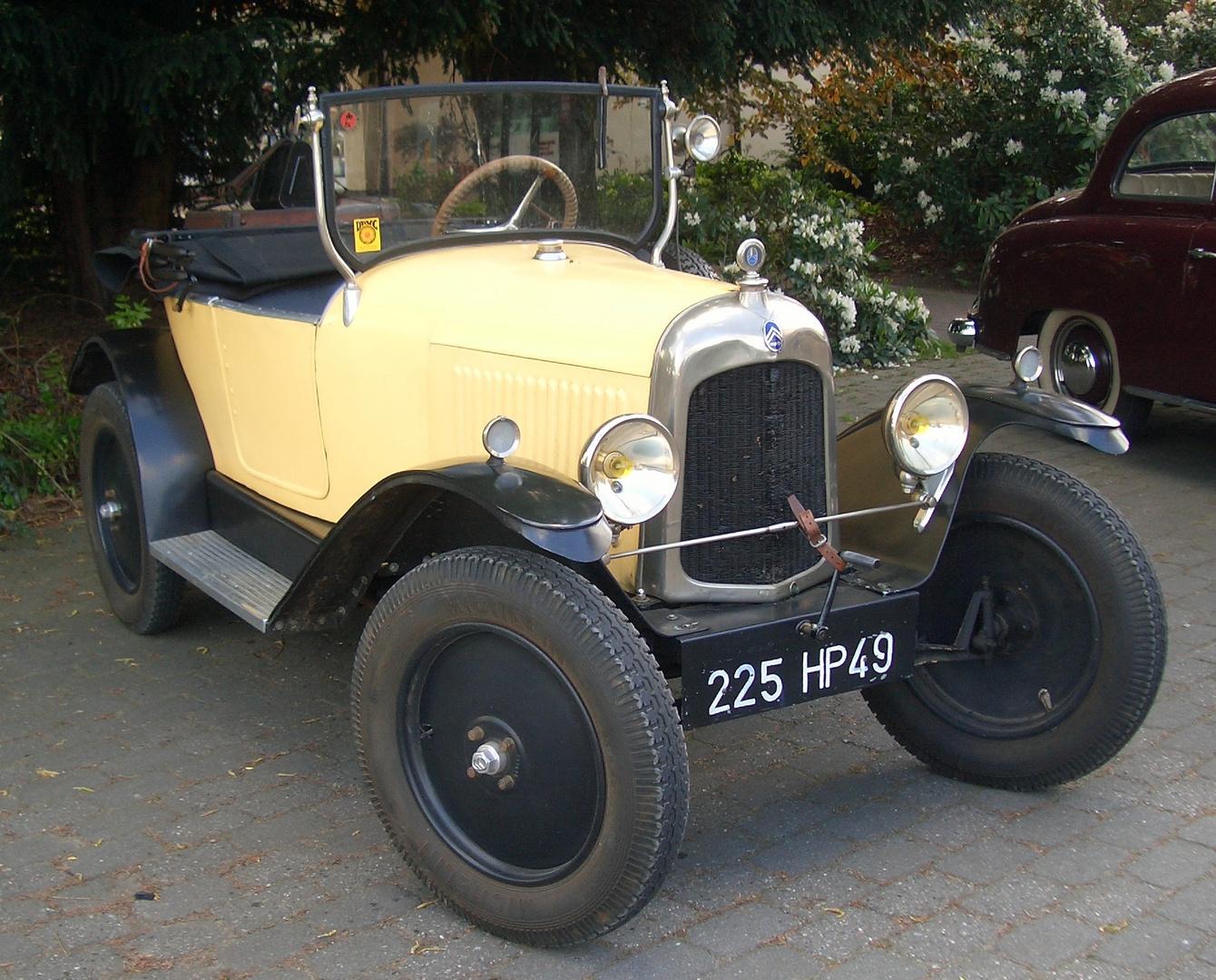 CITROEN Type C - C3 Bj. 1921