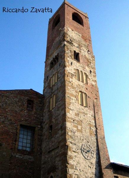 Città della Pieve (PG): torre civica