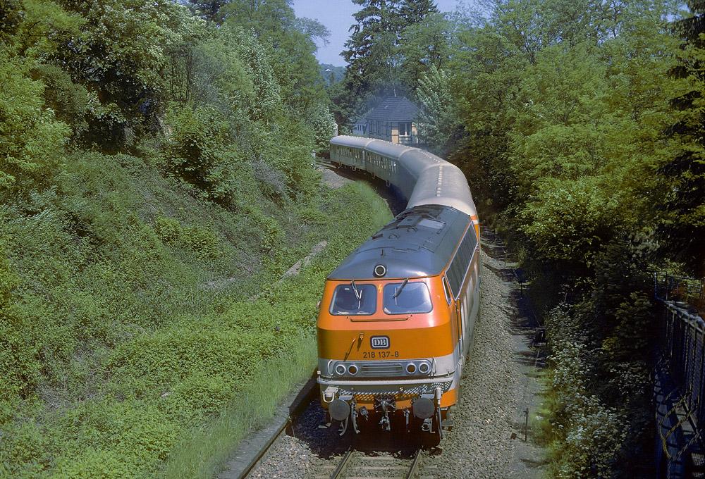 City-Bahn 1985