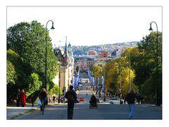 City Center of Oslo