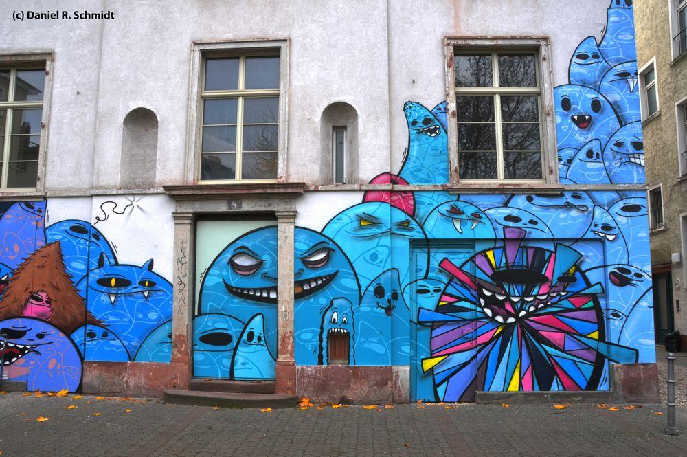 City Ghosts @ Berger Straße