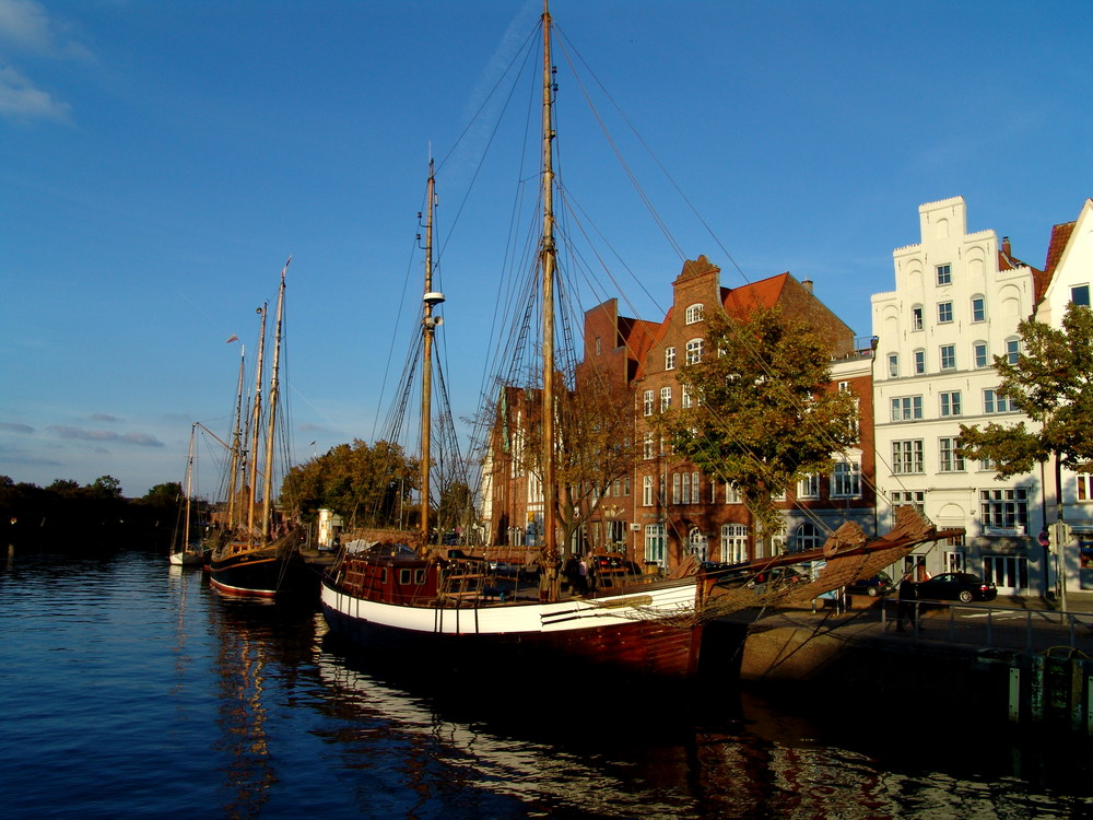 City Harbour Luebeck