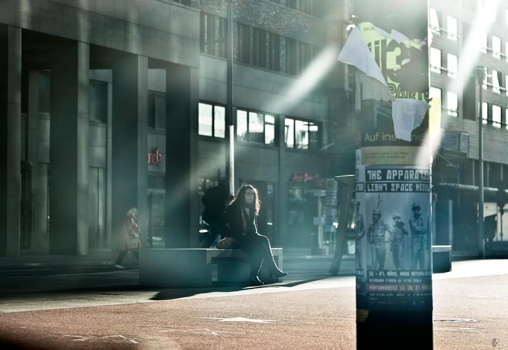 city light / still waiting
