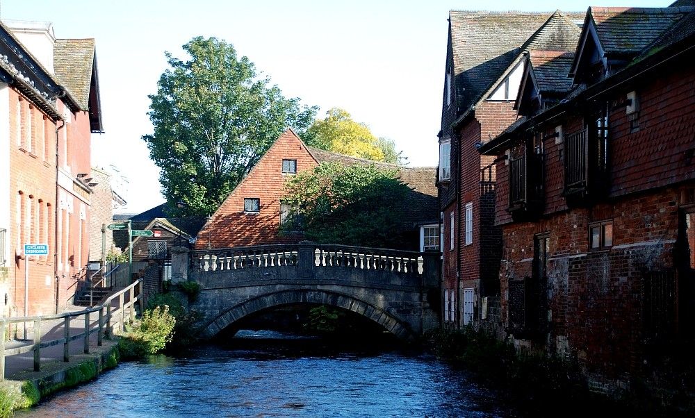 City Mill of Winchester