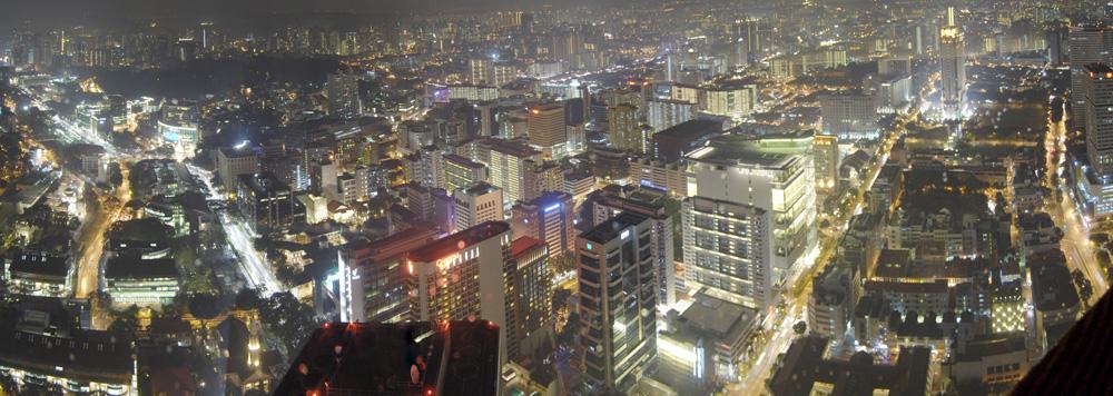 City nachts