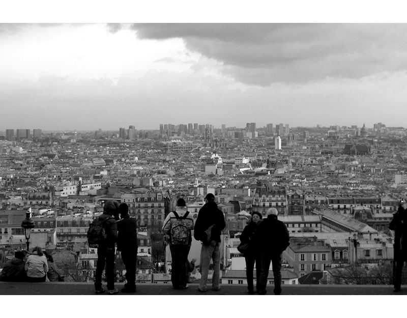 City of Love's Rand des Wahnsinns