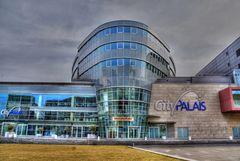 CITY PALAIS  IN  DUISBURG