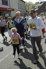 Citylauf - Eltern mit Kindern -3 -