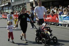 Citylauf - Eltern mit Kindern - 4