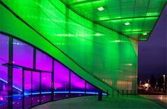 Citylights in Friedrichshafen