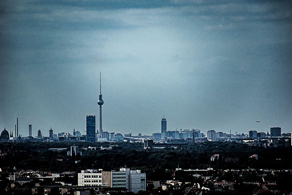 Cityscape #1, Berlin