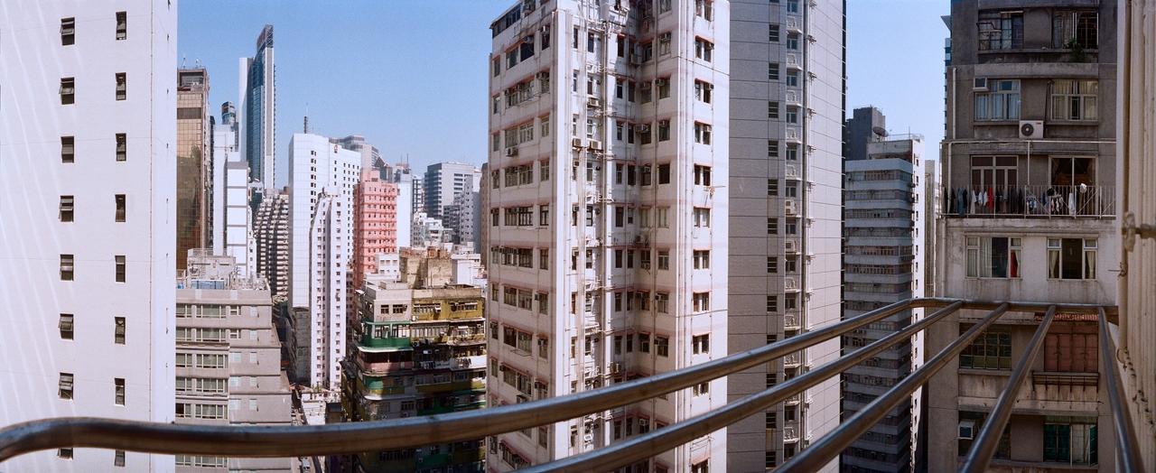 Cityscape (Wanchai, Hong Kong)