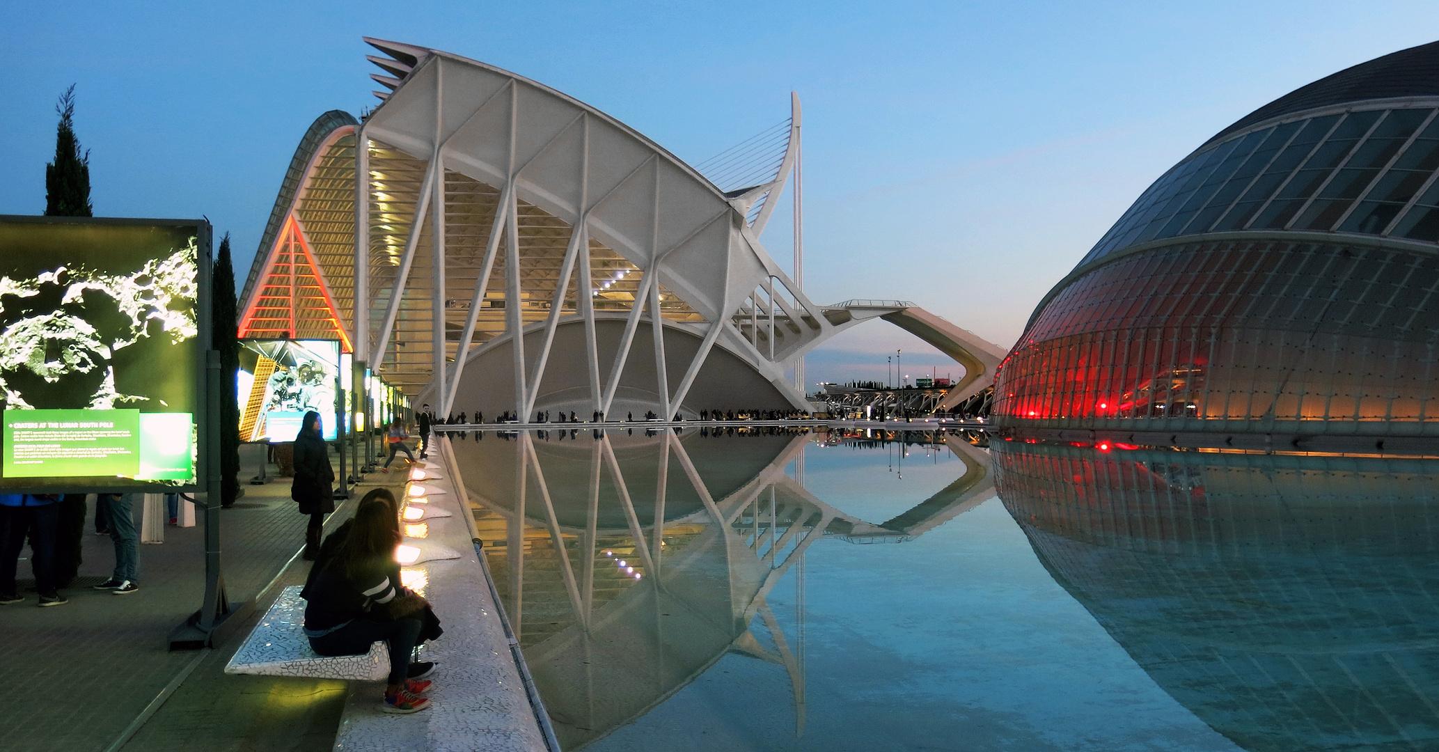 Ciudad de las Artes y de las Ciencias 1