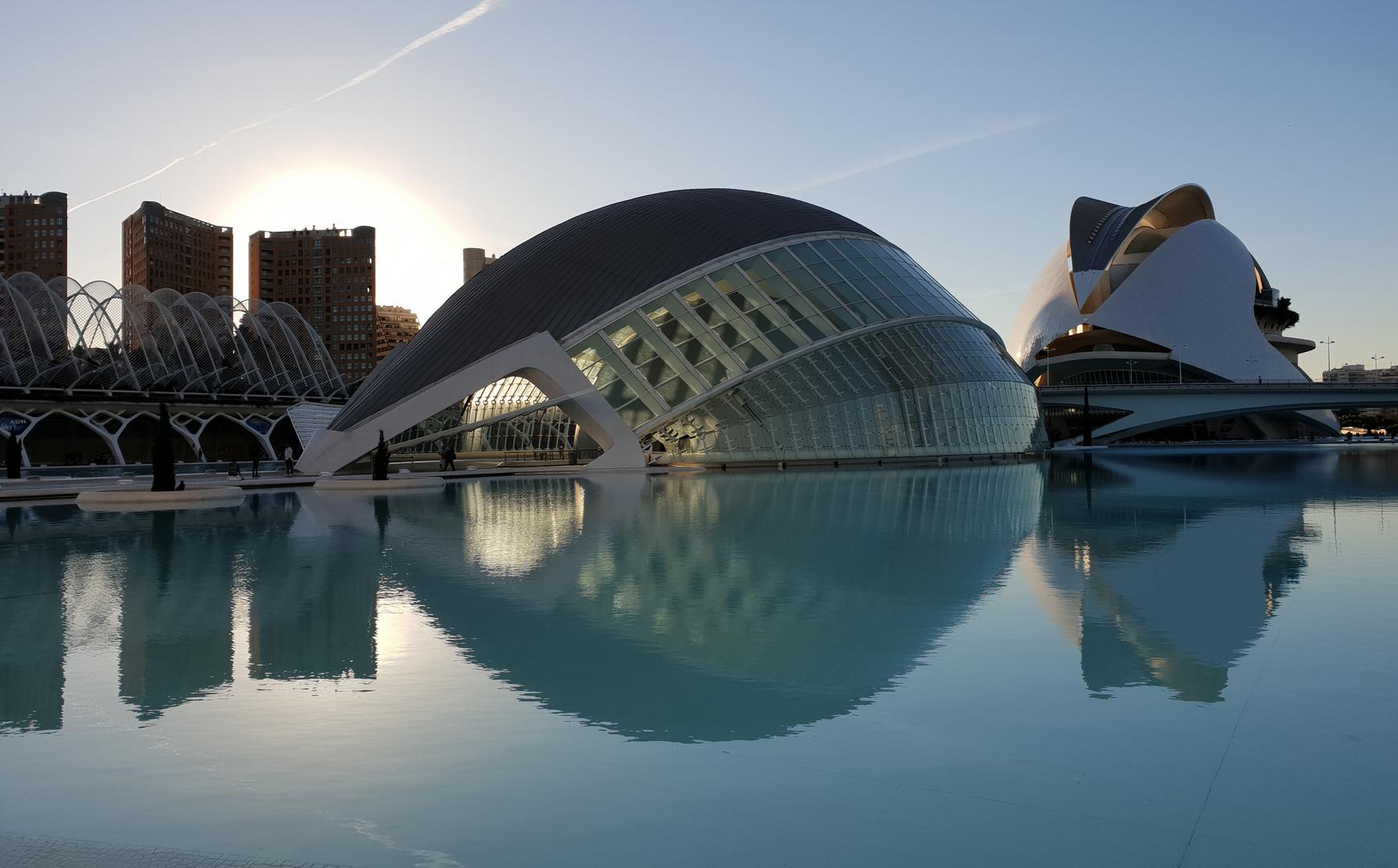 Ciudad de las Artes y las Ciencias 2