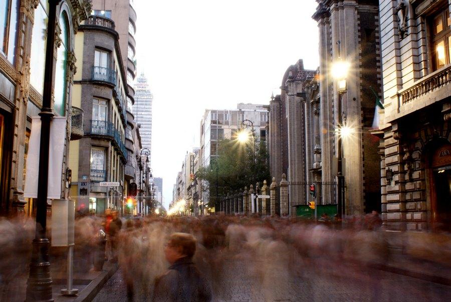Ciudad de los espectros