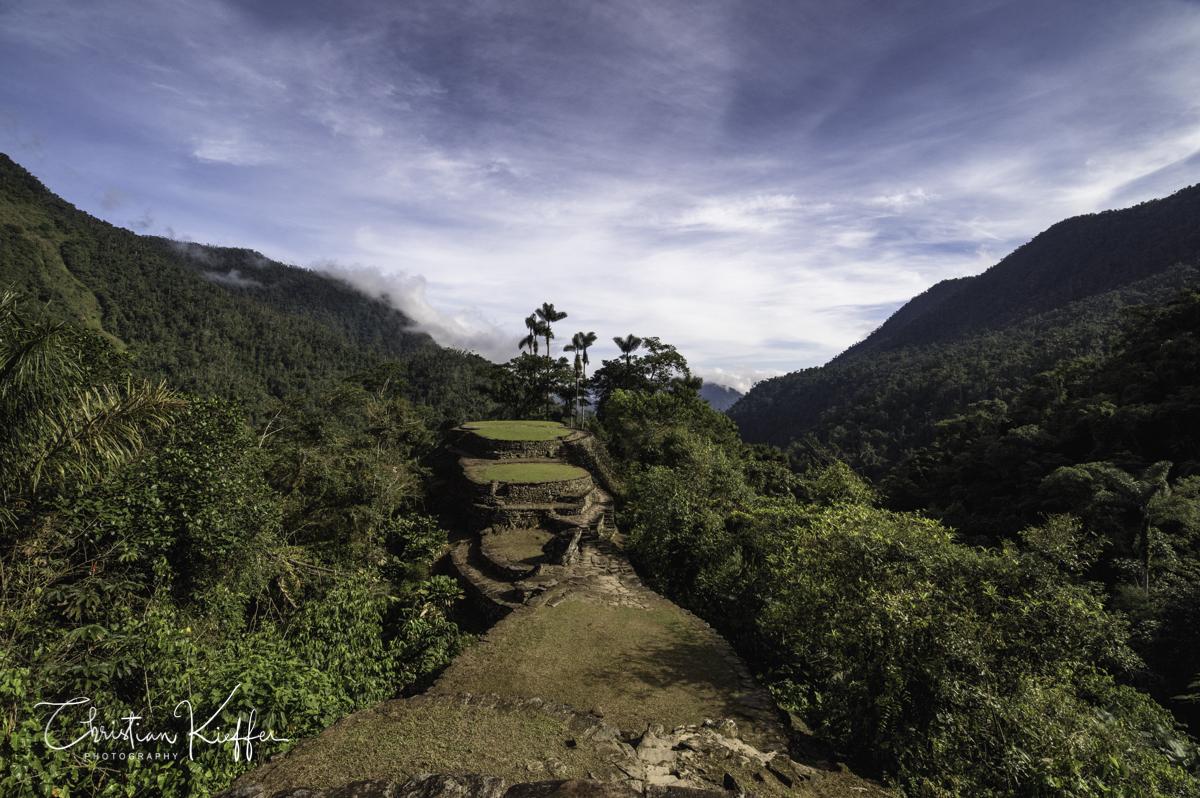 Ciudad Perdida, Sierra Nevada de Santa Marta