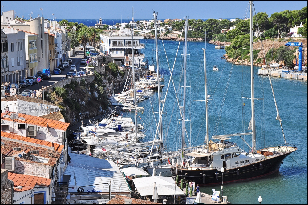 Ciutadella, ehemalige Inselhauptstadt von Menorca