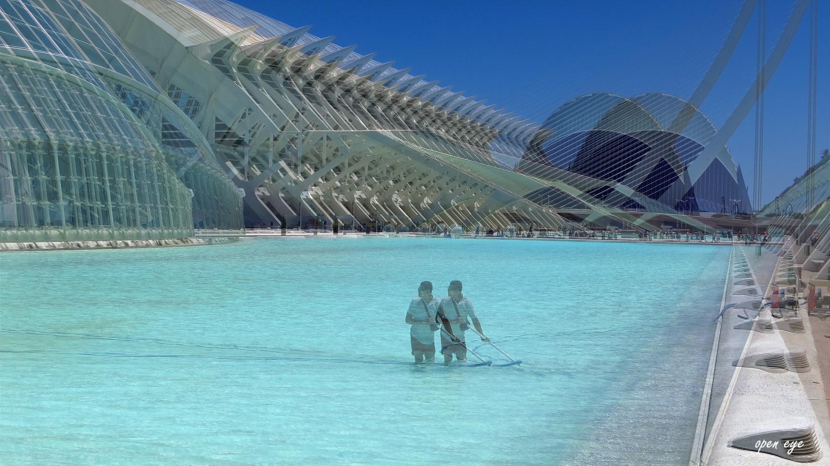Ciutat de les Arts i les Ciències - Valencia