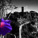 Civita, una città che muore.....................
