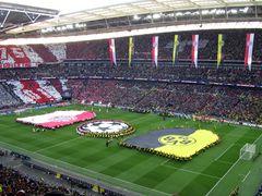 CL Final 2013, Wembley Park
