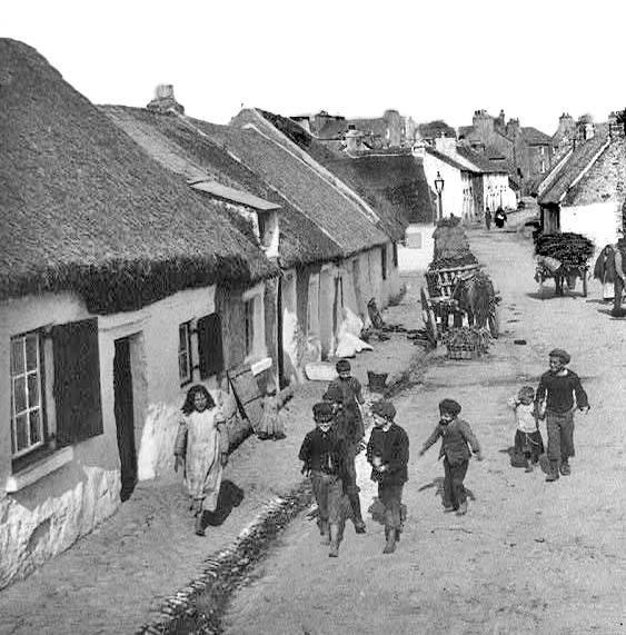 Claddagh Village, Galway