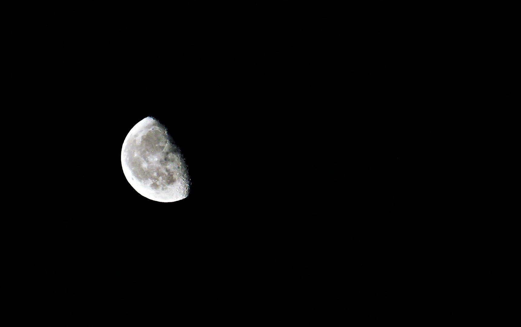 Clair de lune....