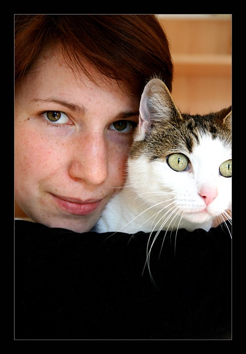 claire an cat