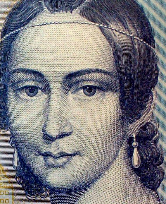 Clara Schumann Geldschein