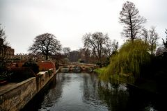 Clare Bridge - Cambridge