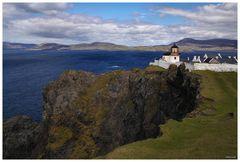 Clare Island Lighthouse...