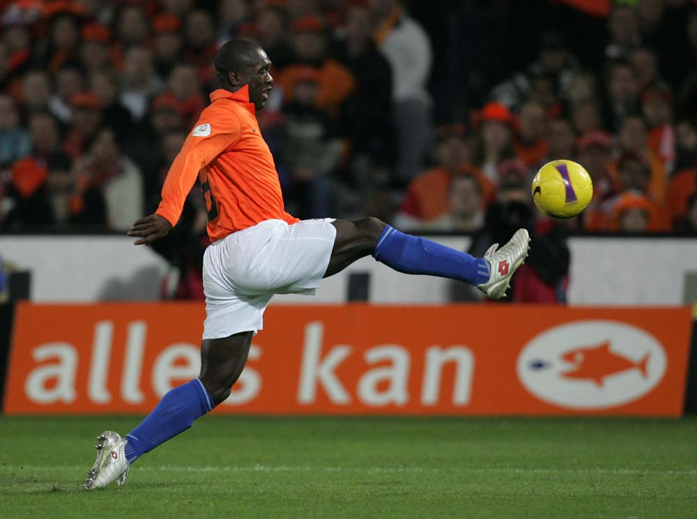 Clarence Seedorf in Action