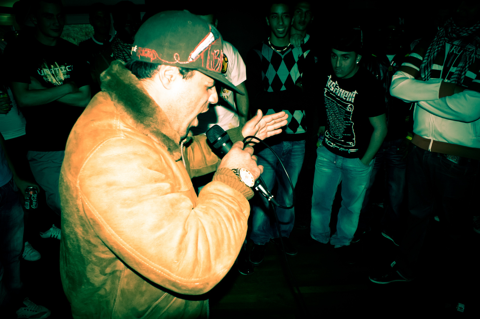 clash rap