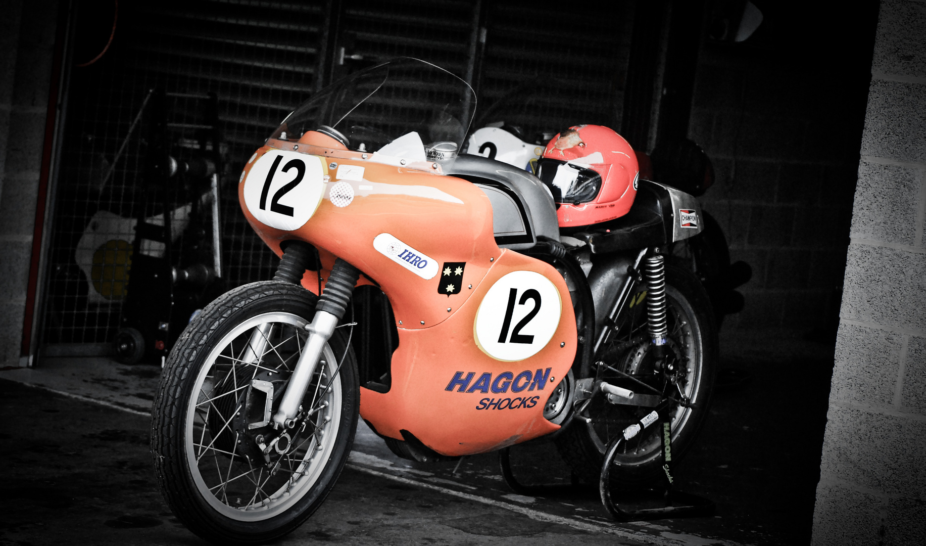 - Classic Biker's Francorchamps -