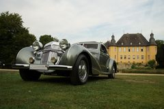 Classic Day's 2018, Horch 853 Sport
