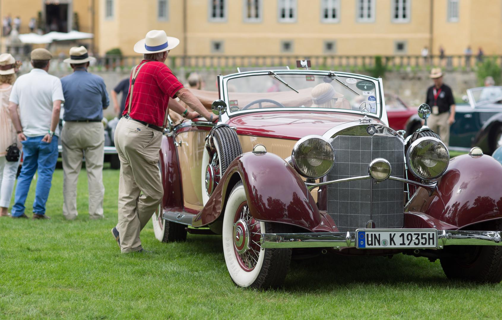 """""""Classic Days"""" auf Schloss Dyck 2014 (32)"""