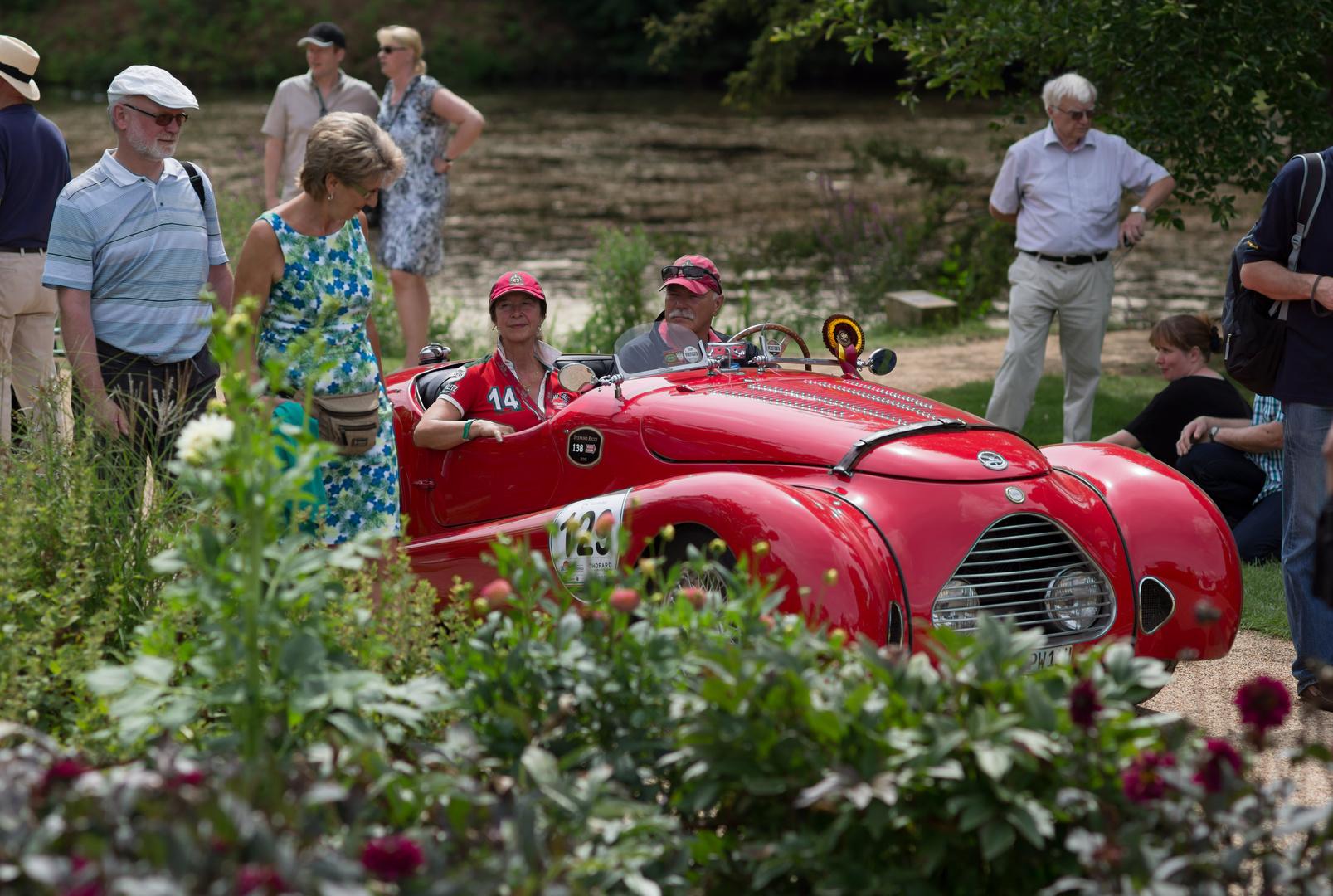 """""""Classic Days"""" auf Schloss Dyck 2014 (34)"""