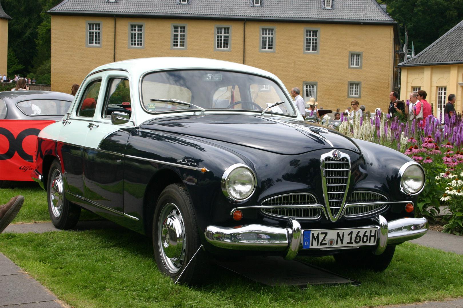Classic Days Schloss Dyck 02