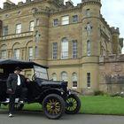 Classic Ford at Culzean Castle
