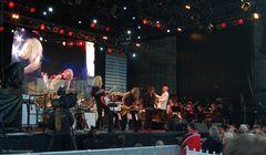 Classic Meets Rock ;Karat mit den Kieler Philharmoniker , Kieler Woche 2010