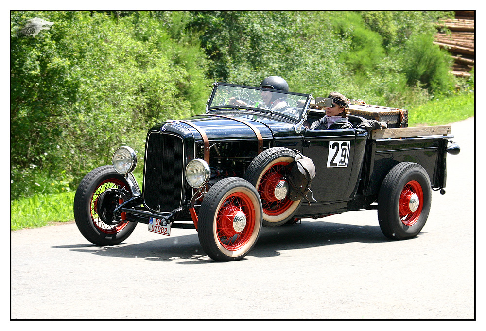 - classic pickup -