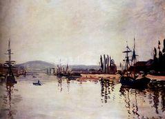 Claude Monet Die Seine bei Rouen