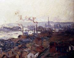 Claude Monet Rouen