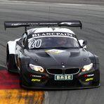 Claudia Hürtgen & Dominik Schwager BMW Z4 GT3