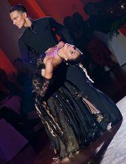 Claudia Köhler und Benedetto Ferruggia beim Tango 1