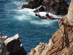 Clavadistas in Acapulco