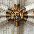 Clé de voûte de la Cathédrale Saint-Pierre de Condom