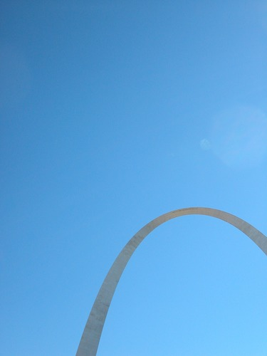 Clear skies over the halo