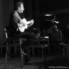 Clemens Bittlinger in der Bonhoeffer-Kirche, Wolfsburg-Westhagen