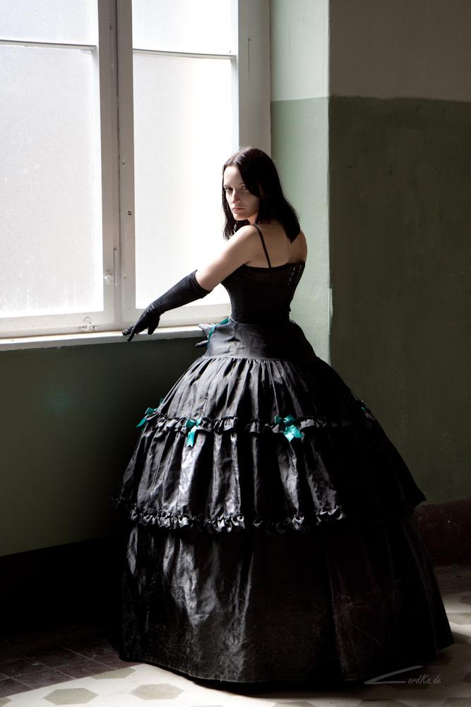 Cleothia... am Fenster